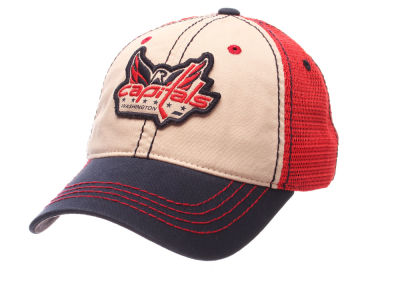 Washington Capitals Zephyr NHL Roader Mesh Cap