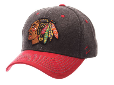 Chicago Blackhawks Zephyr NHL Anchorage Adjustable Cap