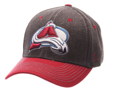 Colorado Avalanche Zephyr NHL Anchorage Adjustable Cap