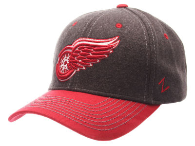 Detroit Red Wings Zephyr NHL Anchorage Adjustable Cap