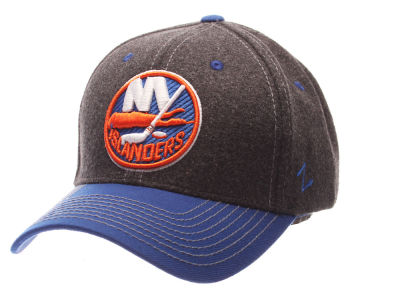 New York Islanders Zephyr NHL Anchorage Adjustable Cap