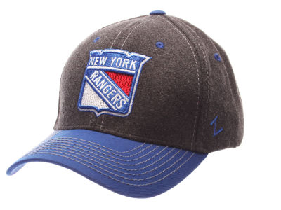 New York Rangers Zephyr NHL Anchorage Adjustable Cap