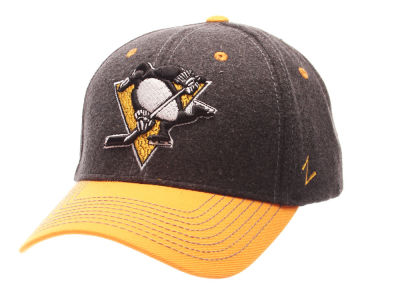 Pittsburgh Penguins Zephyr NHL Anchorage Adjustable Cap