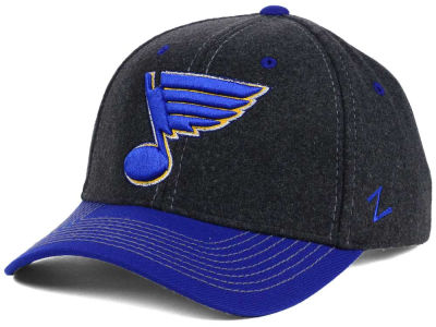 St. Louis Blues Zephyr NHL Anchorage Adjustable Cap