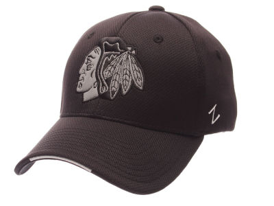 Chicago Blackhawks Zephyr NHL Synergy Flex Cap