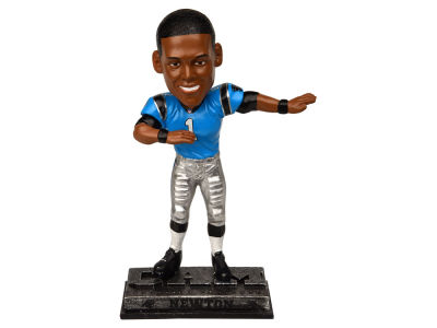 Carolina Panthers Cam Newton Forever Collectibles Base Bobble