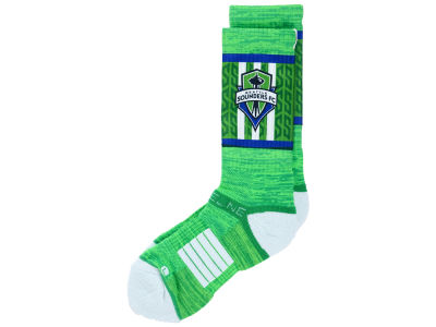 Seattle Sounders FC MLS Strideline Crew Socks