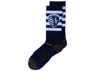 Sporting Kansas City MLS Strideline Crew Socks