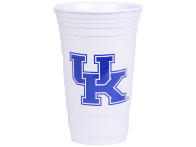 Kentucky Wildcats 16oz Plastic Double Wall Cup