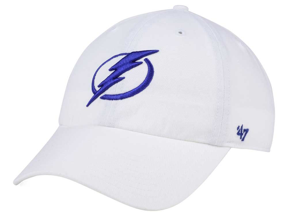 Tampa Bay Lightning  47 NHL  47 CLEAN UP Cap  c08092921