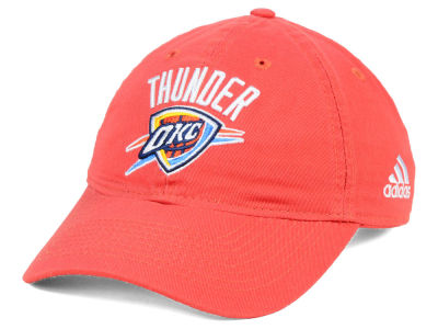 Oklahoma City Thunder adidas NBA Slouch Adjustable Cap