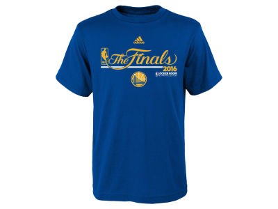 Golden State Warriors NBA Youth Conference Champ T-Shirt