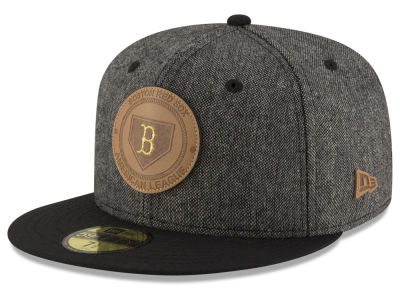 Boston Red Sox New Era MLB Vintage Tweed 59FIFTY Cap