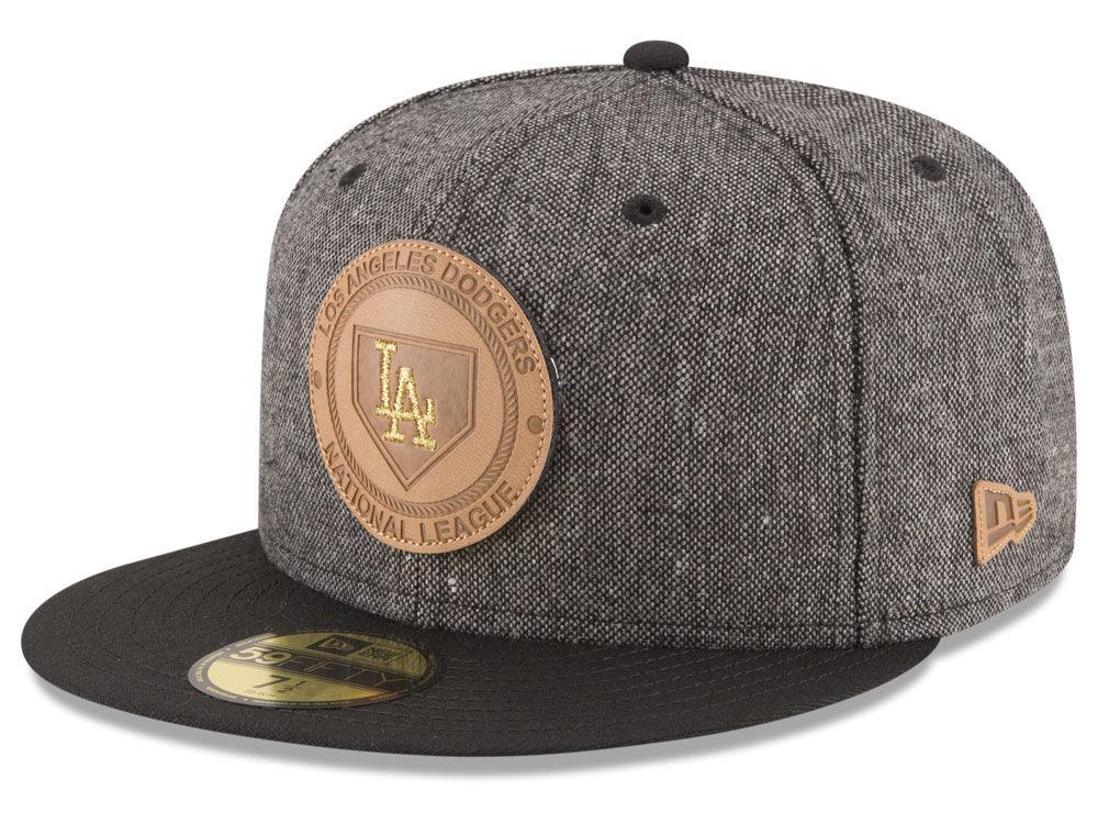 timeless design 3d891 efe77 ... best los angeles dodgers new era mlb vintage tweed 59fifty cap lids  7e2f0 65bd9