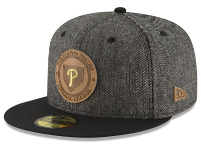 Philadelphia Phillies New Era MLB Vintage Tweed 59FIFTY Cap