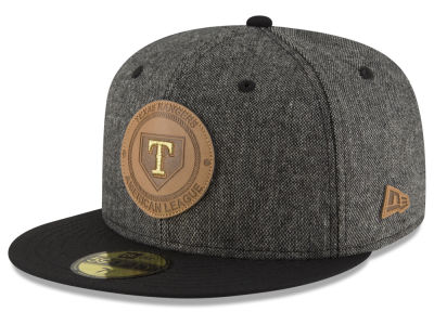 Texas Rangers New Era MLB Vintage Tweed 59FIFTY Cap