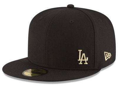 Los Angeles Dodgers New Era MLB Flawless OGold 59FIFTY Cap