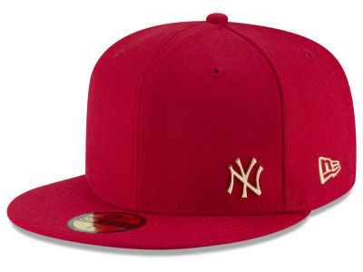 New York Yankees New Era MLB Flawless OGold 59FIFTY Cap