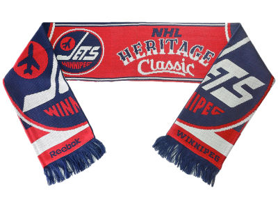 Winnipeg Jets Reebok Team Scarf