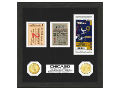 Chicago White Sox Ticket Frame