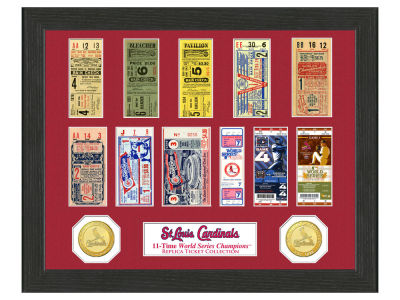 St. Louis Cardinals Ticket Frame