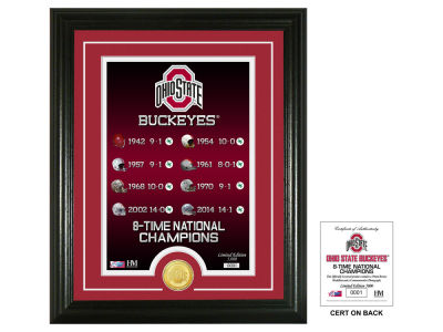 Ohio State Buckeyes 11x17 Legacy Photo Mint