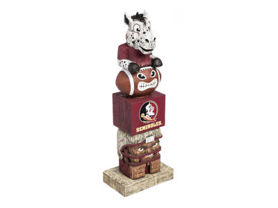 Florida State Seminoles Evergreen Enterprises Tiki Totem