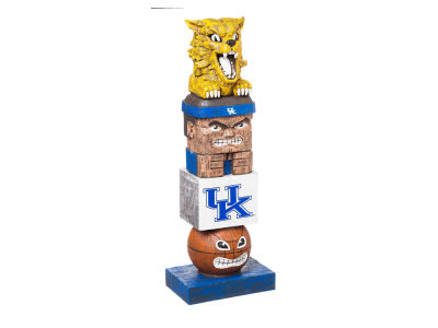 Kentucky Wildcats Tiki Totem