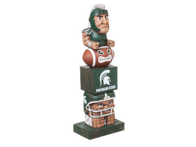 Michigan State Spartans Evergreen Enterprises Tiki Totem