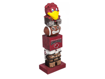 South Carolina Gamecocks Evergreen Enterprises Tiki Totem