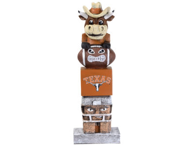 Texas Longhorns Evergreen Enterprises Tiki Totem