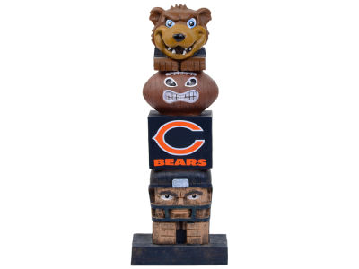 Chicago Bears Evergreen Enterprises Tiki Totem