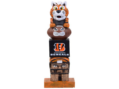 Cincinnati Bengals Evergreen Enterprises Tiki Totem