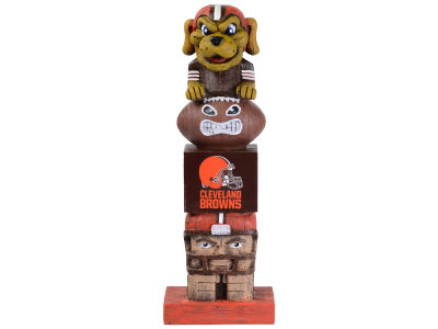 Cleveland Browns Evergreen Enterprises Tiki Totem