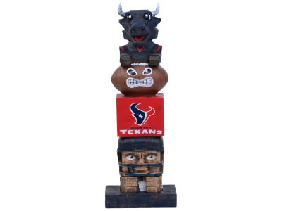 Houston Texans Tiki Totem