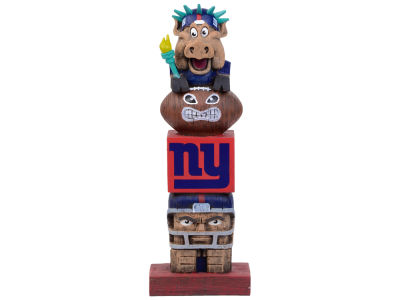 New York Giants Evergreen Enterprises Tiki Totem