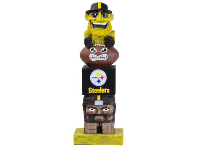 Pittsburgh Steelers Tiki Totem