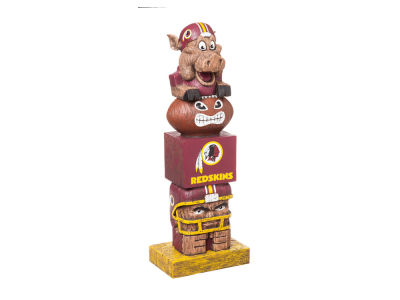 Washington Redskins Evergreen Enterprises Tiki Totem