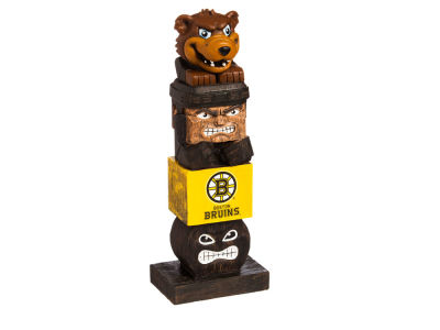 Boston Bruins Evergreen Enterprises Tiki Totem