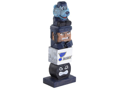 St. Louis Blues Evergreen Enterprises Tiki Totem