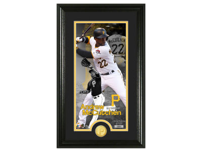 Pittsburgh Pirates Andrew McCutchen Supreme Bronze Coin Photo Mint