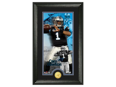 Carolina Panthers Cam Newton Supreme Bronze Coin Photo Mint