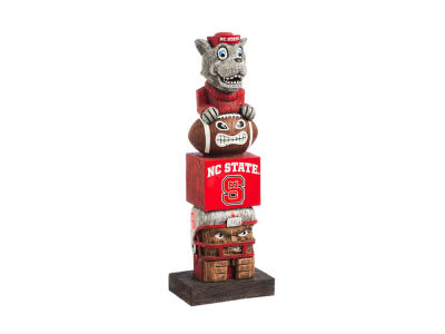 North Carolina State Wolfpack Evergreen Enterprises Tiki Totem
