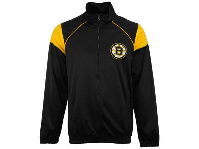Boston Bruins G-III Sports NHL Men's Track Jacket