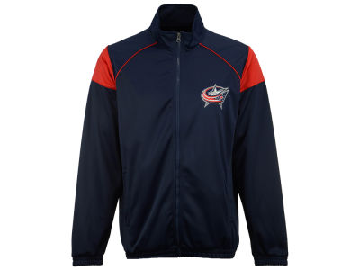 Columbus Blue Jackets GIII NHL Men's Track Jacket