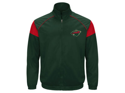 Minnesota Wild GIII NHL Men's Track Jacket