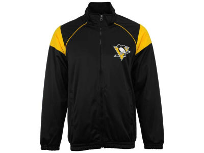 Pittsburgh Penguins GIII NHL Men's Track Jacket