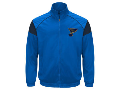 St. Louis Blues GIII NHL Men's Track Jacket