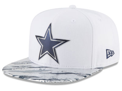 Dallas Cowboys New Era 2016 NFL On Field Color Rush 9FIFTY Snapback Cap