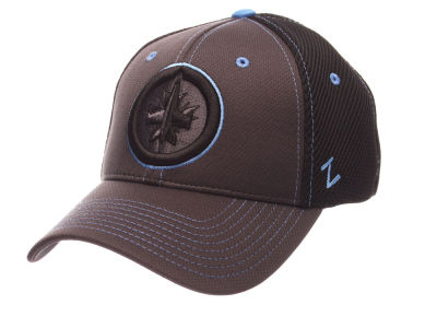 Winnipeg Jets Zephyr NHL Blacklight Flex Hat